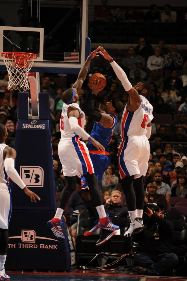 Pistons Recap: New York andAtlanta