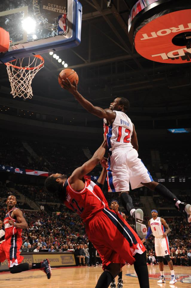 Game 1 Preview: Wizards vs.Pistons
