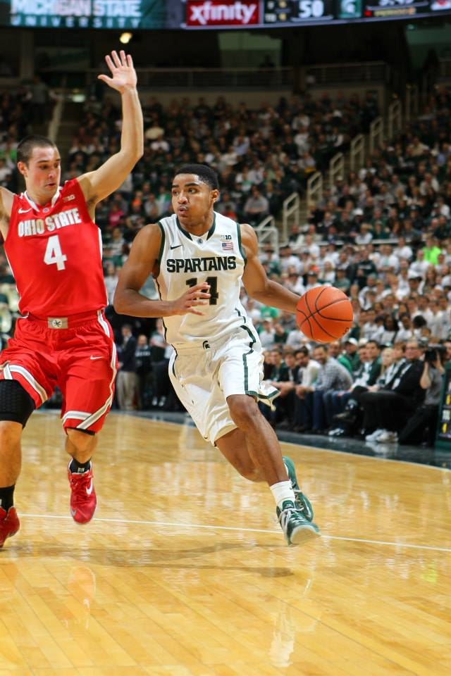 Marquee Matchup: Aaron Craft vs. Keith Appling
