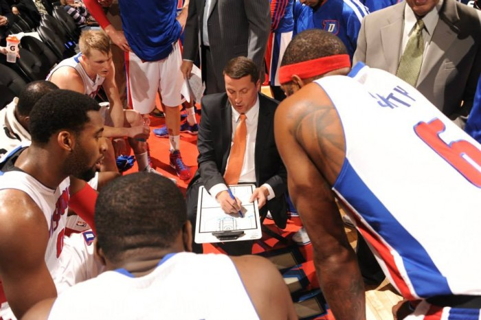 Pistons Hit Rough Stretch, Drop Five ofSix