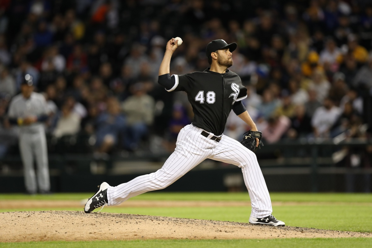 Brewers acquire reliever Soria from White Sox